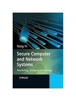 二手書博民逛書店《Secure Computer and Network Systems: Modeling, Analysis and Design》 R2Y ISBN:0470023244