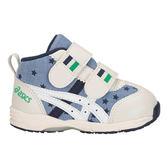 ASICS GD RUNNER BABY 3 [TUB166-400] 小童鞋 運動 休閒 天然棉 魔鬼氈 亞瑟士 星星