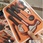 五金工具宜家 費克沙 工具17件套 工具箱套裝 家用工具箱 五金工具箱igo 雲雨尚品