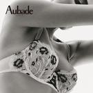 Aubade安達魯西亞狂想B-E薄襯內衣(黑花白)QB