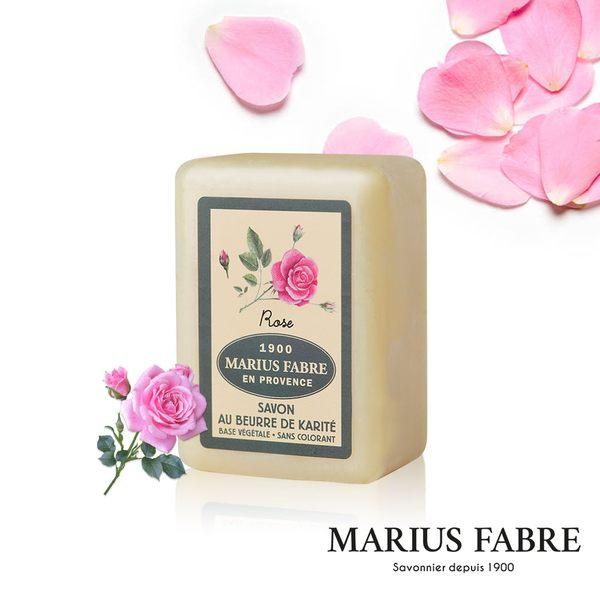 法鉑~天然草本法蘭西玫瑰棕櫚皂150公克/塊