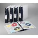 《享亮商城》CD-5120 120片環保瑞典CD保存夾 雙鶖