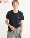 AF A&F Abercrombie & Fitch A & F 男 當季最新現貨 短袖T恤 AF R898