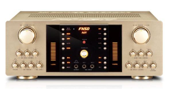 《名展影音》 華成電子歌唱擴大機 FNSD A6V 最新升級版 高瓦數 另售A7V A8V A9V款式