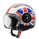 新穎歐風帽型設計,帽體採用ABS材質製成
