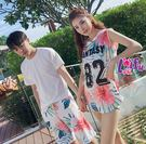 草魚妹-A196泳衣天彩三件式泳衣情侶泳衣游泳衣泳裝比基尼正品,單男售價580元