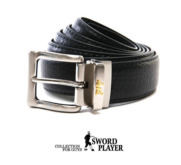 SWORD PLAYER - 莎普爾Sabre款皮革穿針式皮帶