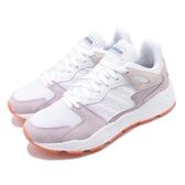 adidas 休閒鞋 Crazychaos 白 紫 女鞋 復古 運動鞋 【PUMP306】 EF1061
