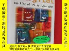 二手書博民逛書店Growing罕見up digital:the rise of