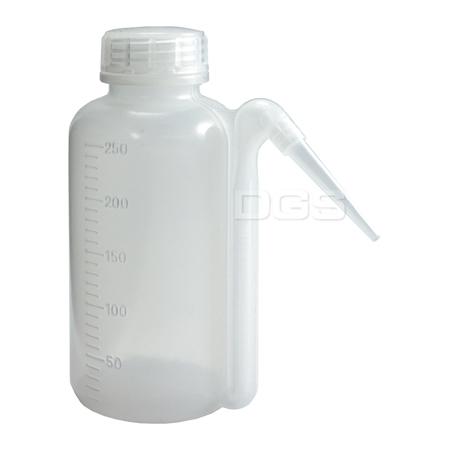 《台製》側支洗瓶 PE Integral Wash Bottles, PE