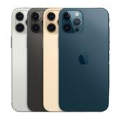 Apple iPhone 12 Pro Max 512G(黑/銀/金/藍)【現貨+預購】【愛買】