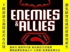 二手書博民逛書店Enemies罕見& AlliesY256260 Kevin J. Anderson William Morr