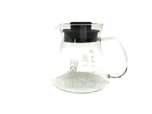 【好市吉居家生活】GLASSHOUSE B750 耐熱玻璃壺 咖啡壺 花茶壺 玻璃茶壺