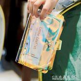 手賬本筆記本子文具 韓國小清新簡約活頁紙記事本隨身創意手帳本『CR水晶鞋坊』