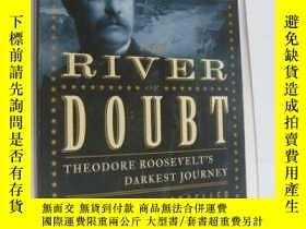 二手書博民逛書店The罕見river of doubt:theodore Roo