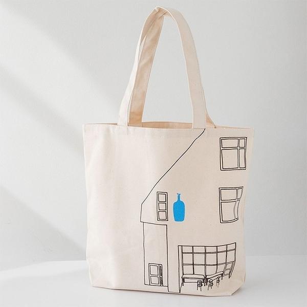 【藍瓶咖啡Blue Bottle Coffee】東京行旅帆布包