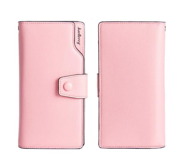 baellerry皮夾-質感大容量多卡位長夾 手機錢包-共7色-N64008-寶來小舖-新品現貨販售