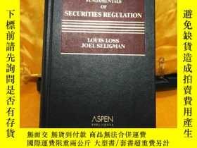 二手書博民逛書店Fundamentals罕見of Securities RegulationY12064 Louis Loss