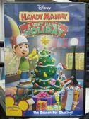 挖寶二手片-P09-420-正版DVD-動畫【萬能阿曼︰忙碌的假期】-迪士尼 國英語發音