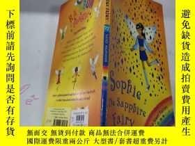 二手書博民逛書店sophie罕見the sapphire fairy:藍寶石仙女蘇菲Y212829