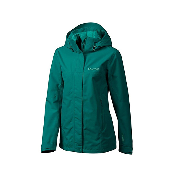 [Marmot] Palisades GTX (女) 兩件式外套 綠 (M35870-4312)