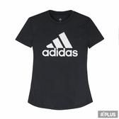Adidas 女  愛迪達 圓領T(短) - CV5103