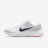 Nike Air Zoom Structure 24 [DA8570-100] 女鞋 慢跑鞋 運動 休閒 輕量 彈力 白