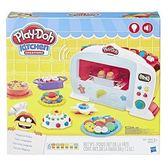 【培樂多 Play-Doh】廚房系列 神奇烤箱組→黏土 輕黏土 DIY 紙黏土 親子館 美勞用品 批發
