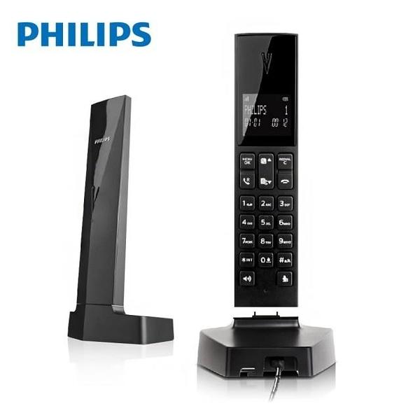 免運費 【Philips 飛利浦】Linea V 設計 無線電話機/無線電話/室內無線電話機 M3501B/96