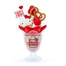 【震撼精品百貨】Hello Kitty 凱蒂貓~三麗鷗KITTY造型冰淇淋立體磁鐵*73748