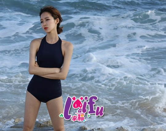 得來福泳衣,C853泳衣桃娜挖腰連身泳衣泳衣游泳衣泳裝正品,售價880元