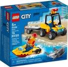 樂高LEGO CITY 海灘救援 ATV 60286 TOYeGO 玩具e哥