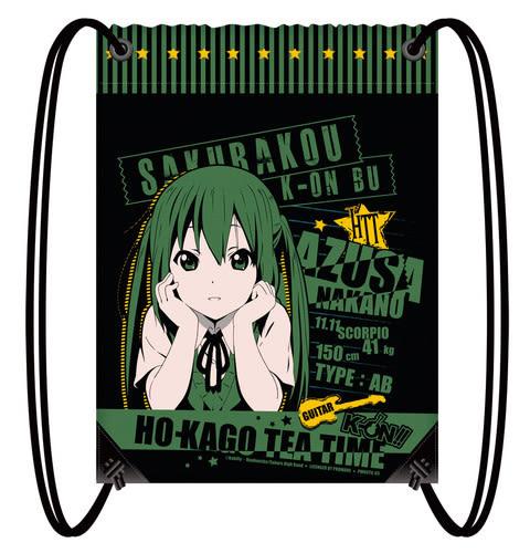 K-ON!!輕音部P2-輕便束口後背包(3)