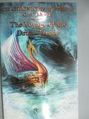 【書寶二手書T9/原文小說_KNJ】The Voyage of the Dawn Treader_C. S. LEWIS