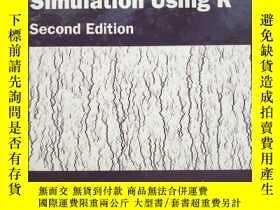 二手書博民逛書店美版精裝罕見Introduction to Scientific Programming and Simulati