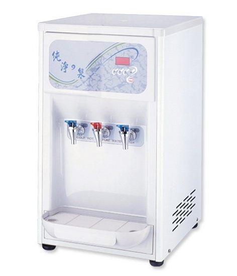 HM-6992桌上型冷熱雙溫飲水機/桌上型飲水機/自動補水機(內置RO過濾系統)