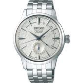 【台南 時代鐘錶 SEIKO】精工 Presage 調酒師限量款機械錶 SSA385J1@4R57-00K0S 冬景色 40mm