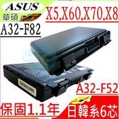 ASUS 電池-華碩 X5D,X5C,X5DIJ-SX039C,X5J,X65,X70,X8B,X8D,A32-F52, X5DID,X5DIE,X5DIJ,X5DI,X5DIN
