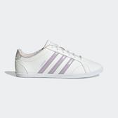 Adidas NEO CONEO QT [EF1044] 女鞋 運動 休閒 慢跑 透氣 舒適 基本 穿搭 愛迪達 白紫