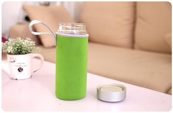 【杯套小號】玻璃杯手提隔熱套茶杯水杯杯子保溫袋水壺保溫杯提手保護套