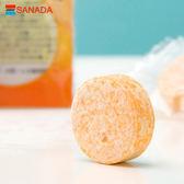 日本橘子馬桶清潔錠(10gx4錠/包)-Sanada