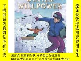 二手書博民逛書店Winter罕見WillpowerY346464 Bill Wu