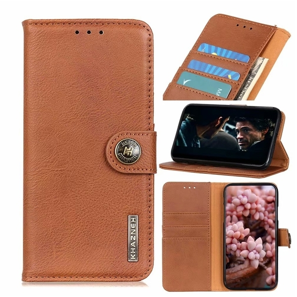 三星 S20 FE KZ牛紋皮套 手機皮套 插卡 支架 掀蓋殼 保護殼