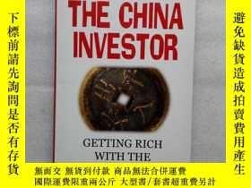 二手書博民逛書店英文原版罕見The China Investor by Cesa