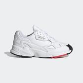 Adidas Falcon W [EE5308] 女鞋 運動 休閒 路跑 老爹 經典 復古 潮流 穿搭 愛迪達 白黑
