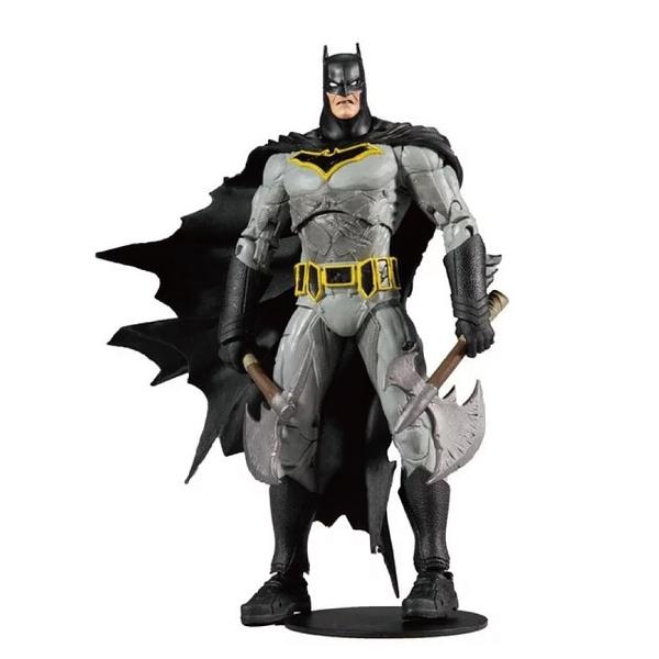 dc comics 麥法蘭 7吋 DC MULTIVERSE BUILD-A : METAL 蝙蝠俠 W/ 無情戰神配件