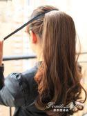 假髮馬尾 梨花捲馬尾假髮女 捆綁式長捲發短發大波浪假馬尾接發片 果果輕時尚