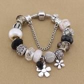 串珠手環-精緻鑲鑽時尚個性水晶飾品女配件73kc307【時尚巴黎】