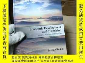二手書博民逛書店Economic罕見Development and Transi