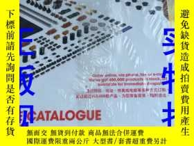 二手書博民逛書店THE罕見CATALOGUE april2011 未拆封 16開
